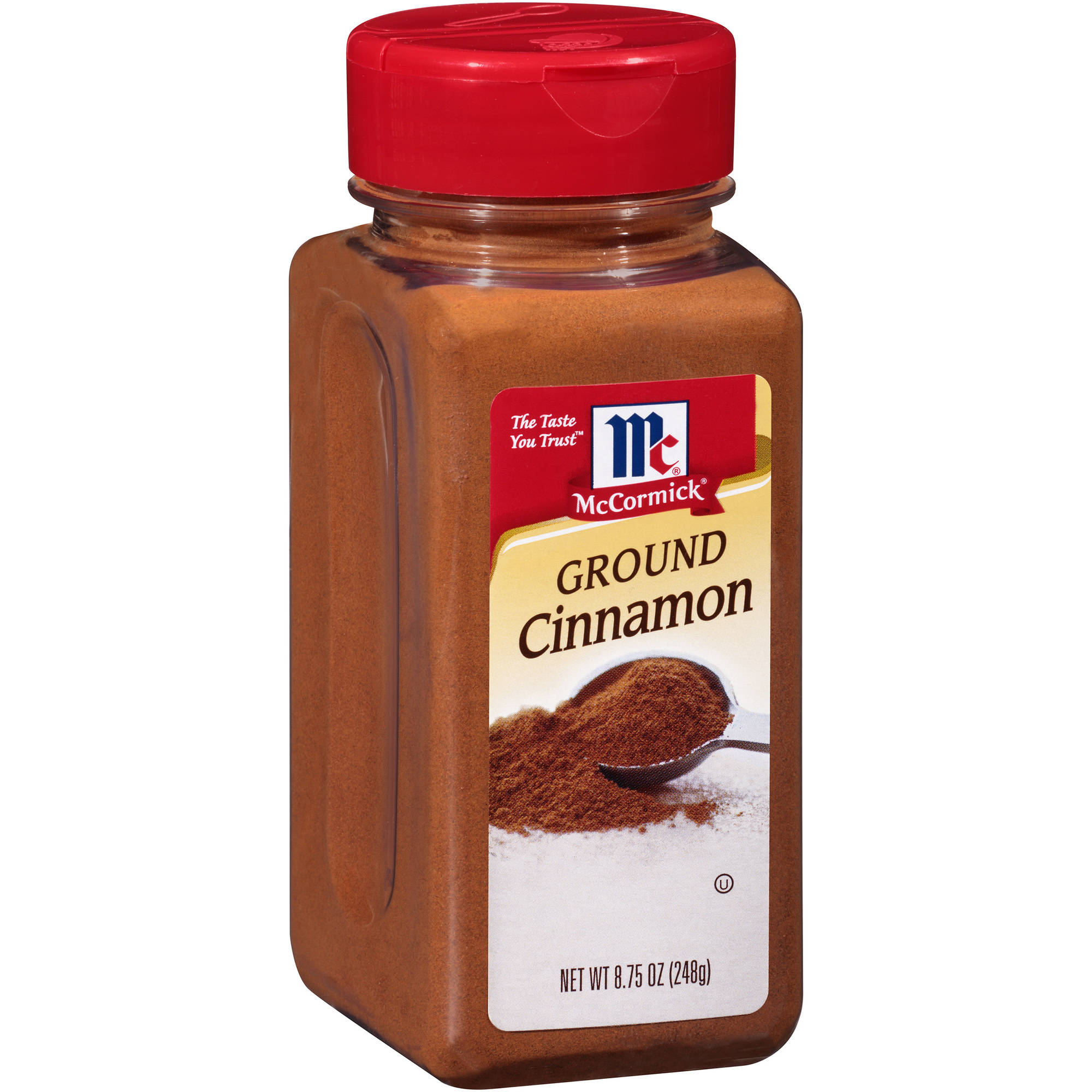 McCormick Ground Cinnamon, 8.75 oz