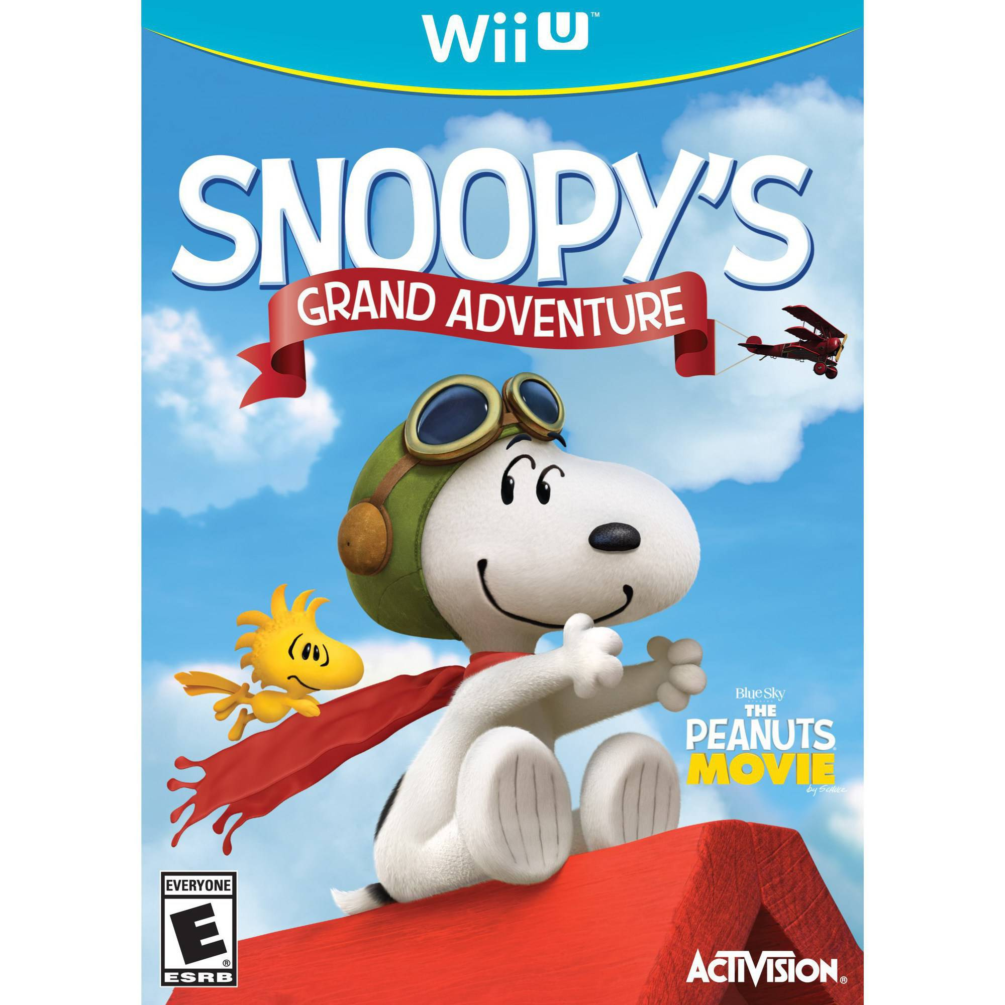 The Peanuts Movie: Snoopy's Grand Adventure (Wii U)