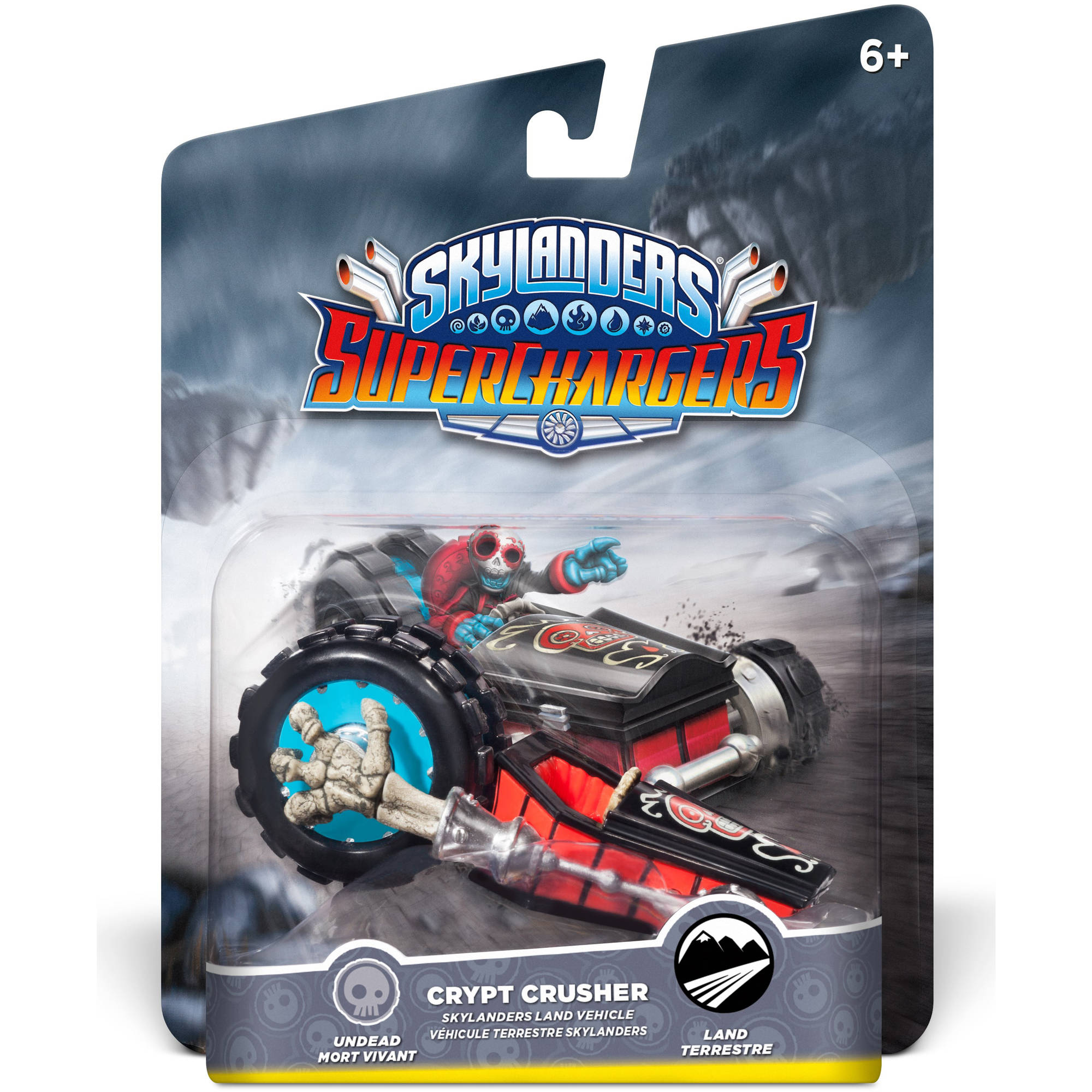 Skylanders Superchargers Vehicle Crypt Crusher Character Pack (Universal)