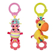Bright Starts Shimmy Shakers Take-Along Toys