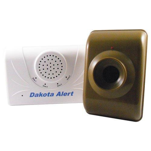 Dakota Alert Dcma-2500 Wireless Motion Detector/receiver Kit (dcma2500)