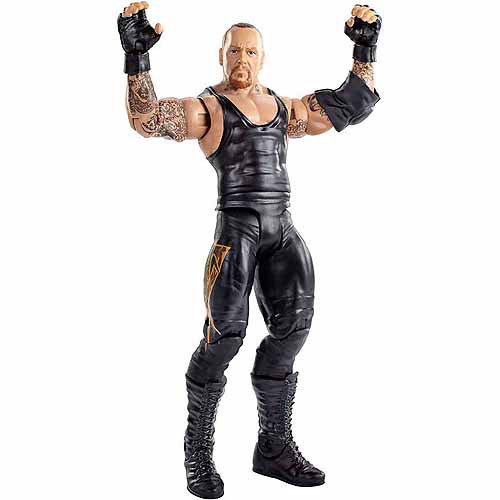 WWE WrestleMania Basic Undertaker Action Figure
