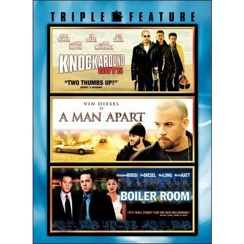 A Knockaround Guys / A Man Apart / Boiler Room