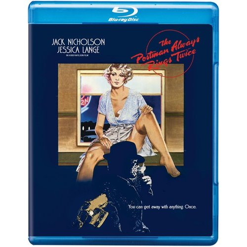The Postman Always Rings Twice (1981) (Blu-ray)