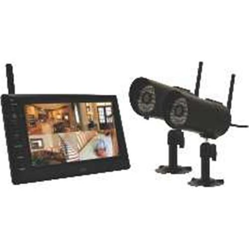 First Alert 119175 Security Camera System Wireless