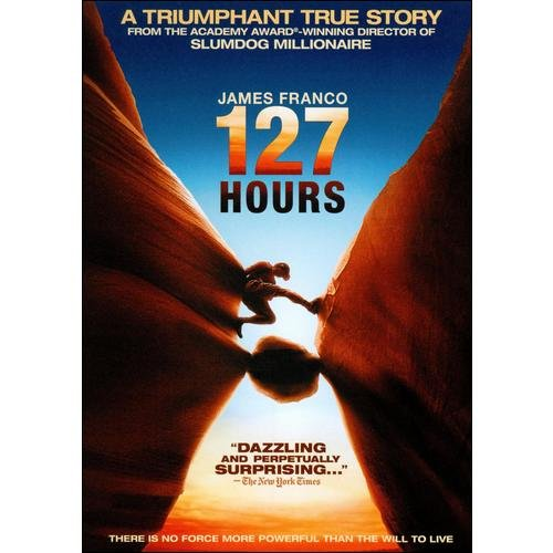 127 HOURS (DVD/WS-1.85/ENG-FR-SP SUB/SAC)