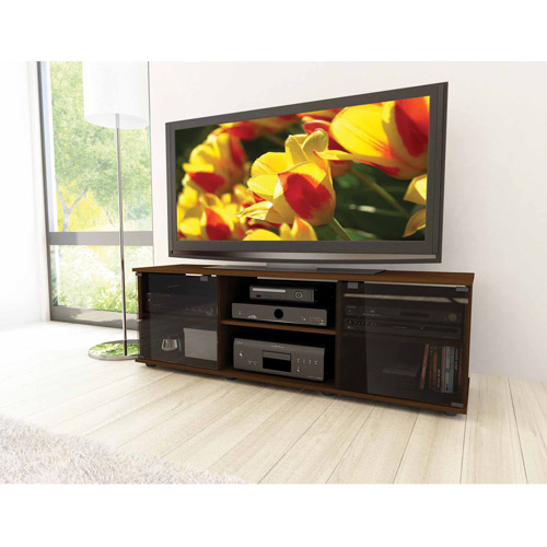 "Sonax Fiji TV Stand for TVs up to 60"", Urban Maple"