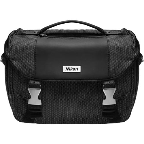 Nikon Deluxe Digital SLR Camera Case - Gadget Bag - Factory Refurbished for D4s, D800, D610, D7100, D7000, D5500, D5300, D5200, D5100, D3300, D3200, D3100