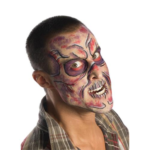 Walking Dead Zombie Makeup Kit Rubies 19465, One Size