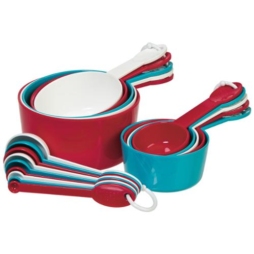 Progressive International Prepworks Ultimate 19-piece Measuring Cup and Spoon Set