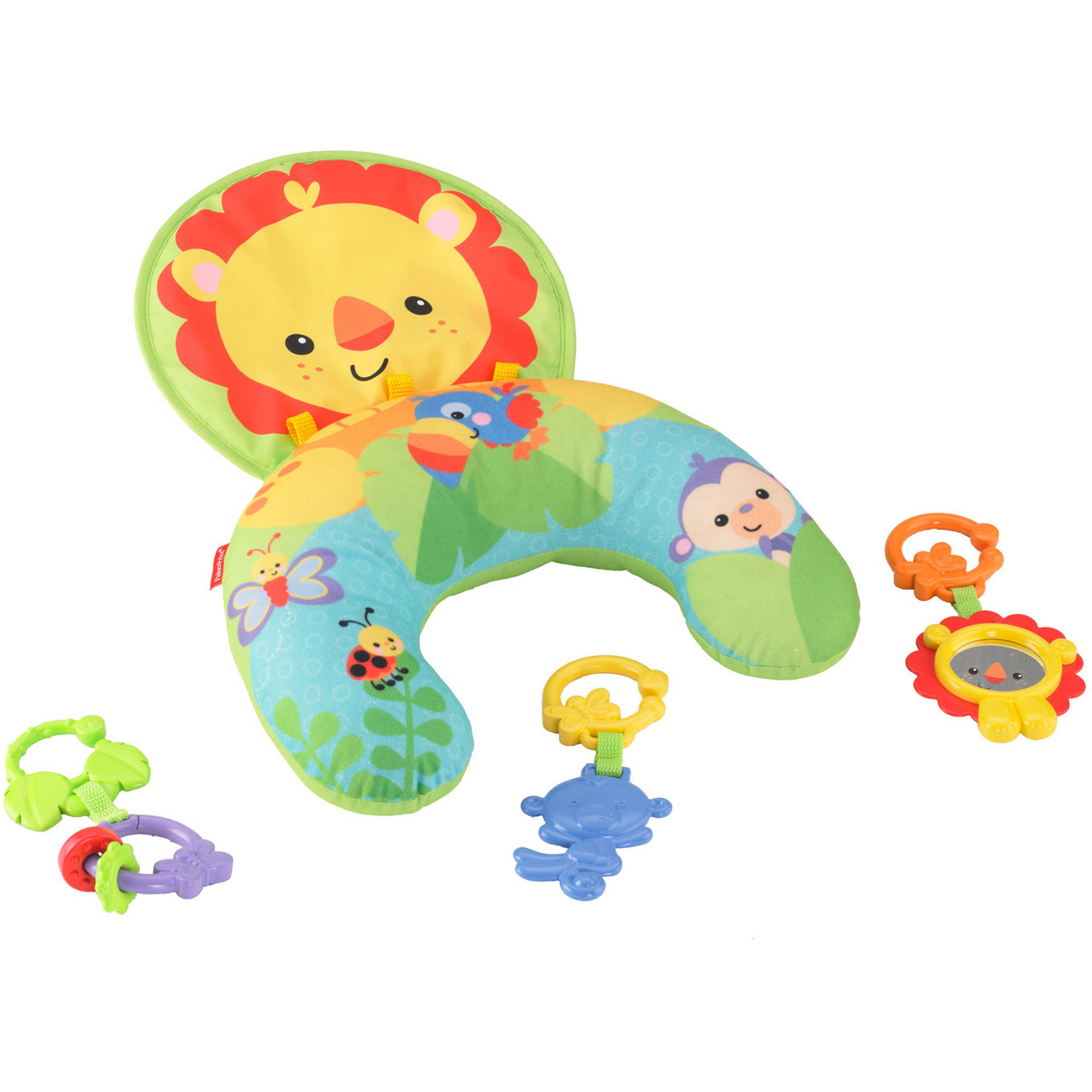 Fisher-Price Cozy Fit Tummy Wedge