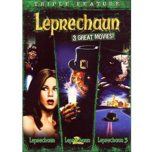 Leprechaun Triple Feature (Full Frame, Widescreen)