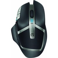 Logitech G602 Wireless Optical Gaming Mouse (Black)