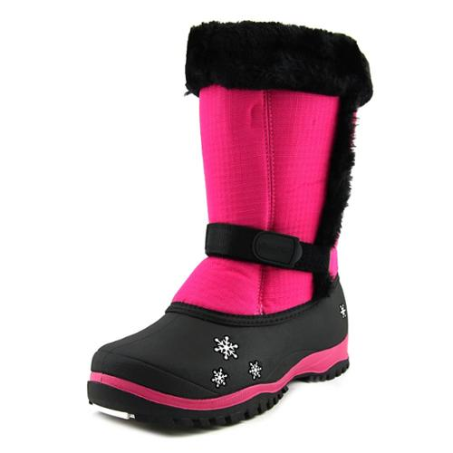 Baffin Lily Youth US 6 Pink Snow Boot
