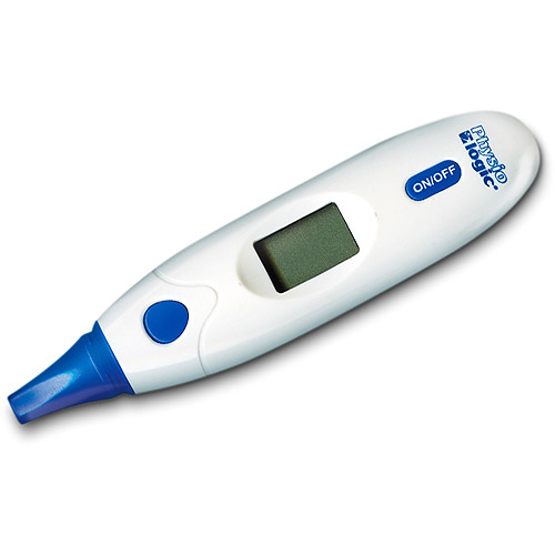 Scanning Thermometer by Physio Logic - Insta-Therm Quick-Scan Infrared Thermometer