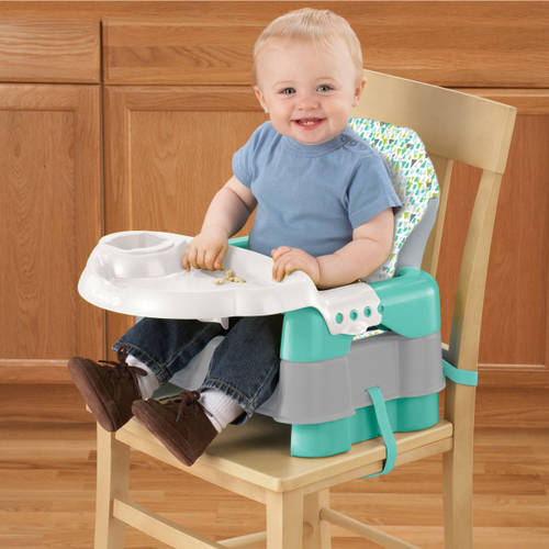 Safety 1st Deluxe Sit, Snack and Go Convertible Booster Seat, Tampa Bay