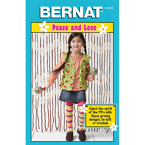 Bernat Peace And Love Handicrafter