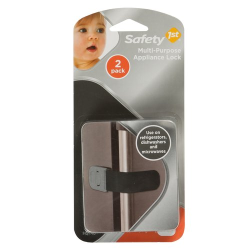 Safety 1st Multi-Purpose Appliance Locks, 2 count