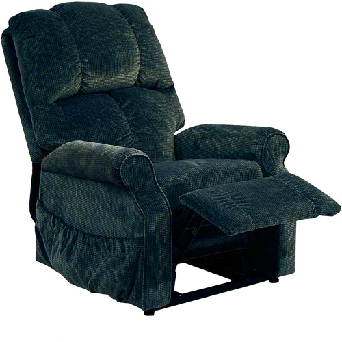 Quest Summerville Power Lift Lounger Recliner, Blue
