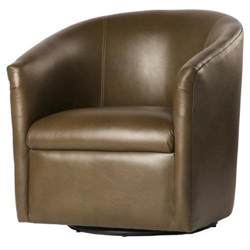 Greyson Living Riva Swivel Chair Riva Red