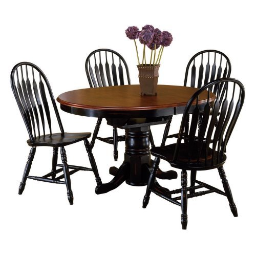 Sunset Trading Fairmont Oval Butterfly Table