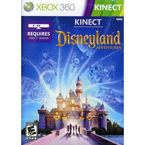 Disneyland (X360) Kinect