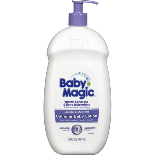 Baby Magic Lavender & Chamomile Calming Baby Lotion, 30 fl oz