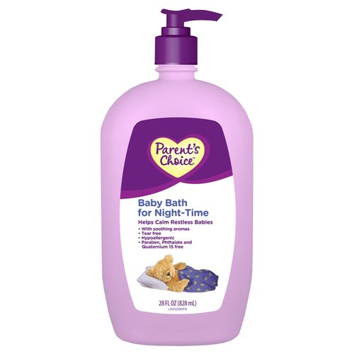 Parent's Choice Baby Bath for Night-Time, 28 fl oz