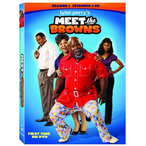 Tyler Perry's Meet The Browns: Season One (Widescreen)