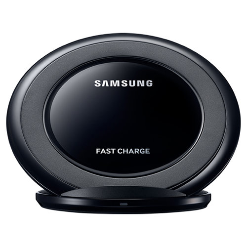 Samsung Fast Charge Wireless Charging Stand, Black Sapphire