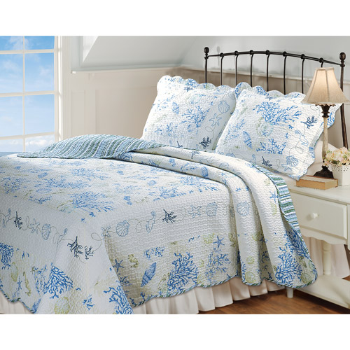 Global Trends Seascape Quilt Set