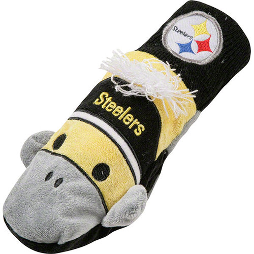 Pittsburgh Steelers Team Mascot Mittens, Large/X-Large (Adult)