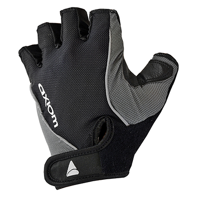 Axiom Zone DLX Men's Gloves Large Black/Charcoal