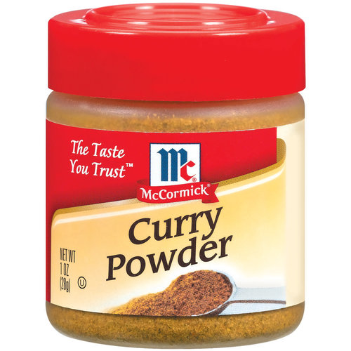McCormick Specialty Herbs And Spices Curry Powder, 1 oz
