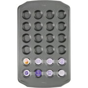 Wilton Bake It Better 24-Cavity Mini Muffin Pan 2105-3865