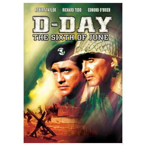 D-Day: The Sixth of June (1956)