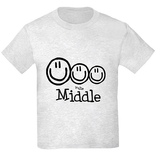 Cafepress Kid's Middle Graphic Tee