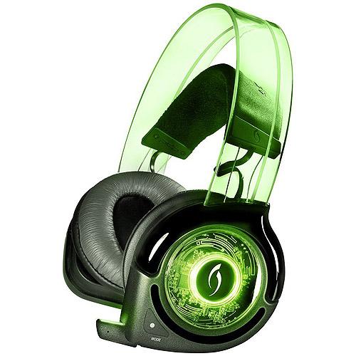 PDP Afterglow Wireless Universal Headset, Green