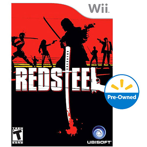 Red Steel (Wii) - Pre-Owned