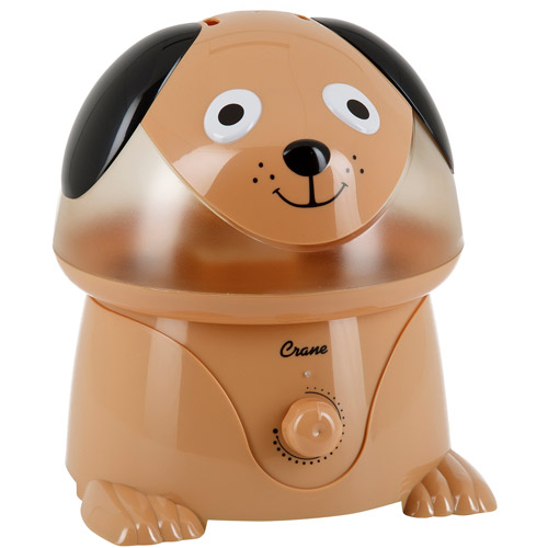 Crane Cool Mist Humidifier, Dog