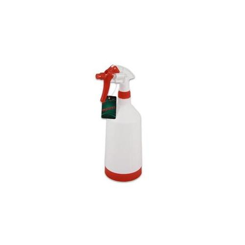 DDI Spray Bottle White With Red 100 Miligrams- Case of 36