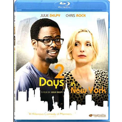 2 Days In New York (Blu-ray) (Widescreen)