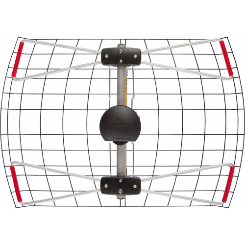 Antennas Direct DB2e Enhanced DB2 Medium Range Bowtie UHF DTV Antenna