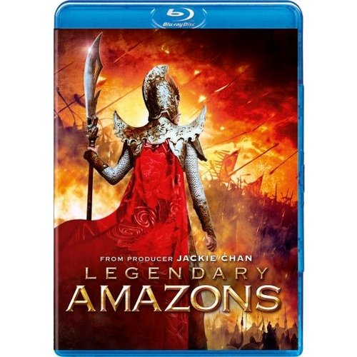 Legendary Amazons (Chinese) (Blu-ray) (Widescreen)