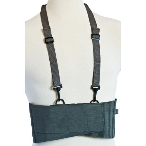 Valken Paintball V-Tac Molle Harness Belt - ACU - Small/Medium
