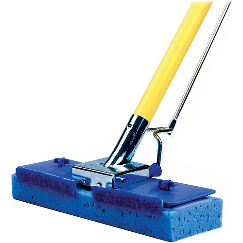 Miller's Creek Butterfly Mop with Scrubber Strip