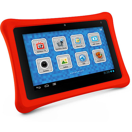 Nabi 2 NABI2-NV7A Children Tablet  Red