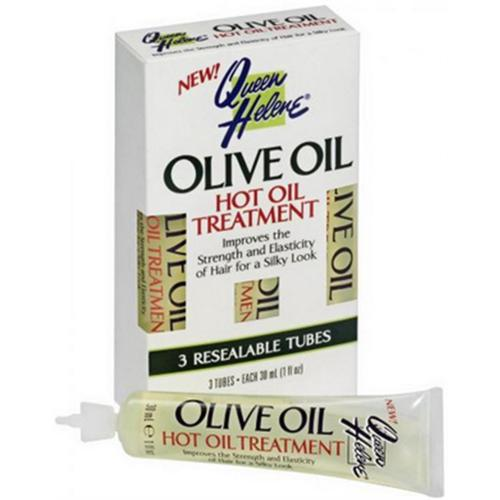 QUEEN HELENE Olive Oil Hot Oil Treatment 3 ea (Pack of 4)