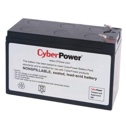 Cyberpower RB1270A Ups Replacement Batt Cartridge Perp 12v 7ah Battery 18-month Wty