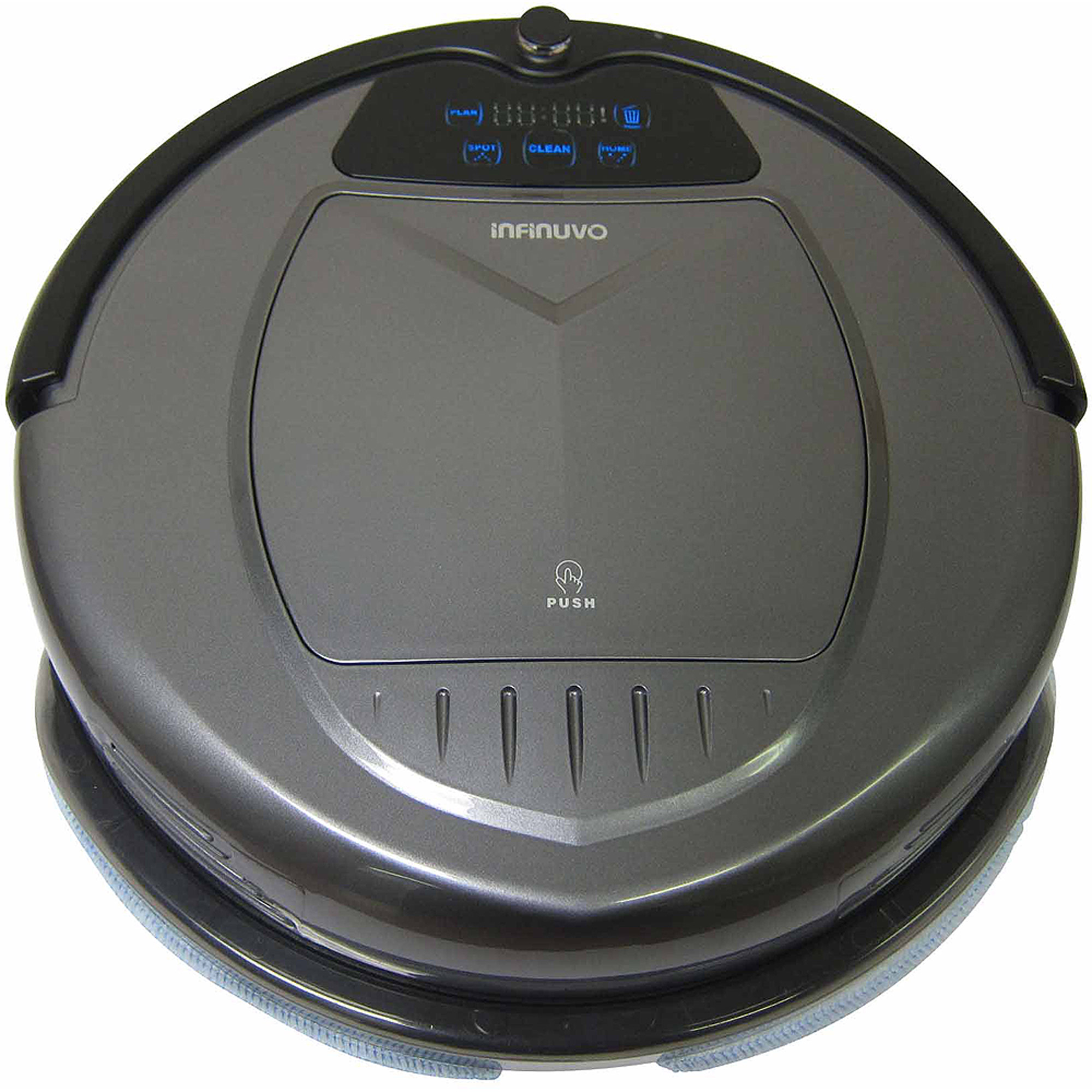 Metapo Infinuvo Hovo 650 Robotic Vacuum Cleaner Water Tank, Grey